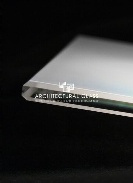 White opaque glass