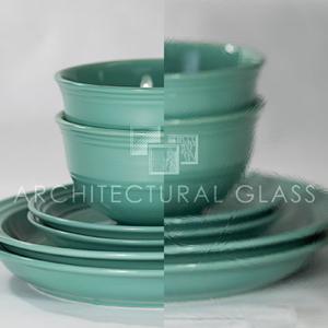 Antik 17 Pattern Glass
