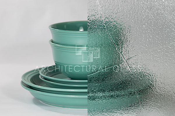 Etre pattern glass