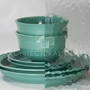 Aquavue Pattern Glass