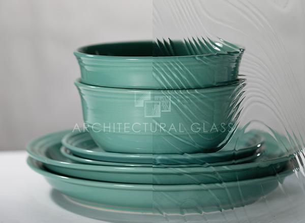 Victorian pattern glass