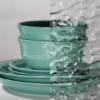 Wissmach Flemish Pattern Glass