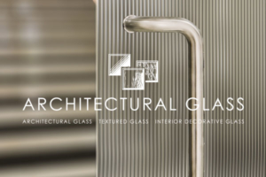 Office doors with Reeded glass