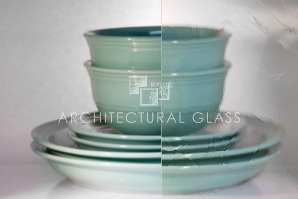 German antique pattern glass