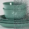 Pebbles pattern glass