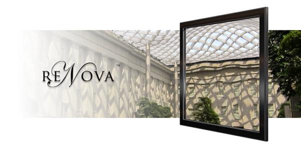 Renova restoration glass